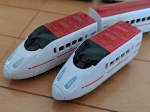 800系新幹線つばめ顔