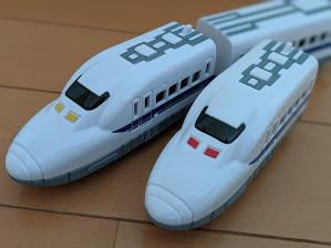 700系新幹線顔