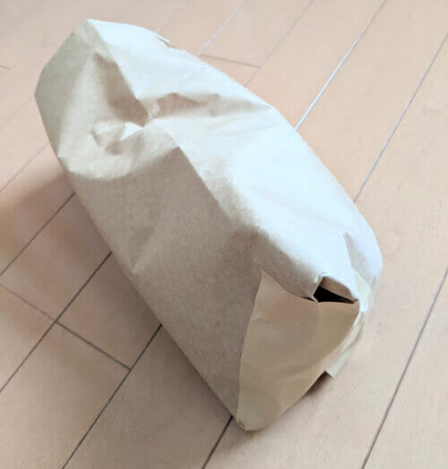 パンプス梱包5